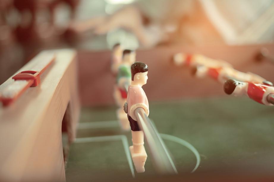 mesa de futbolin profesional